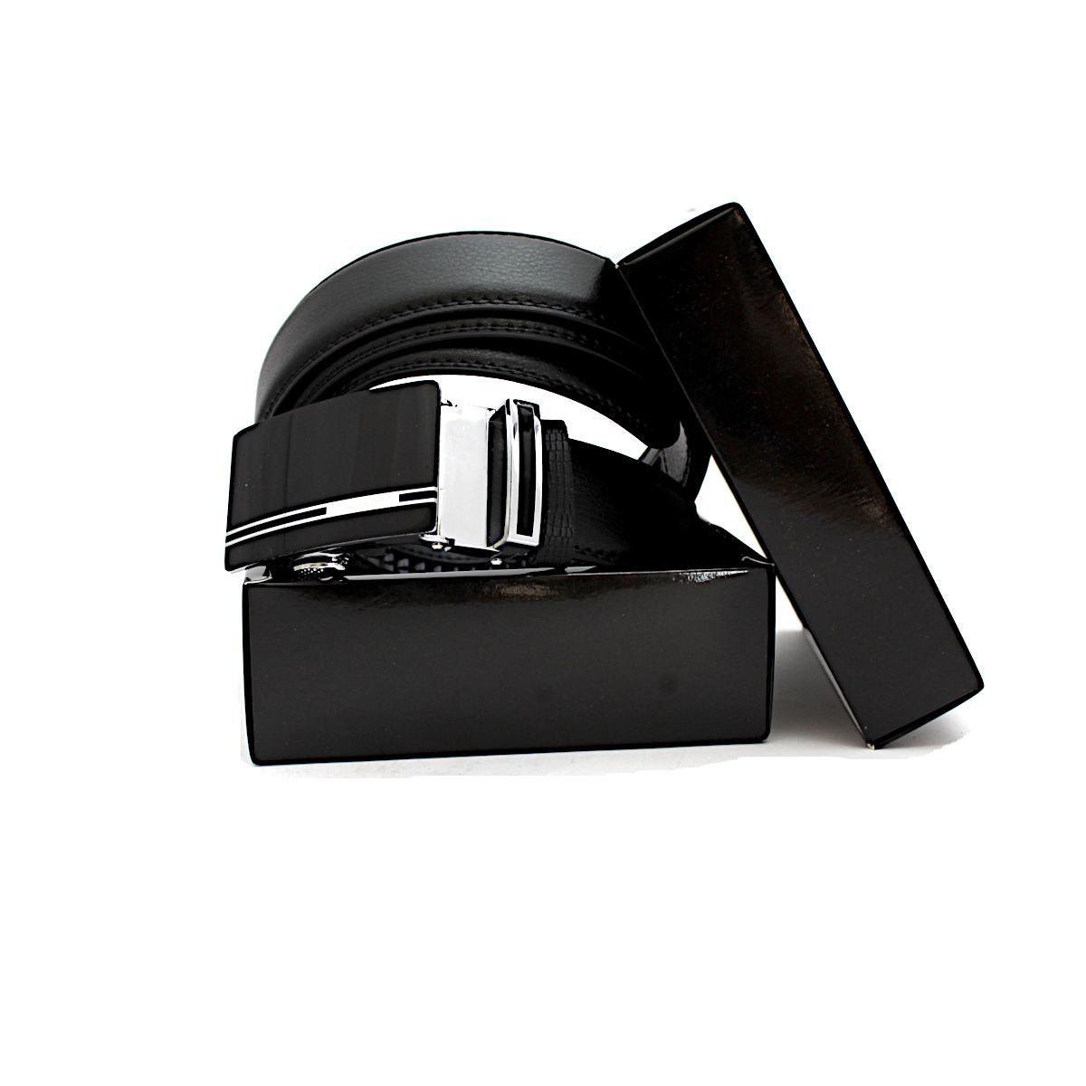 Мъжки Черен Автоматичен Колан Кутия