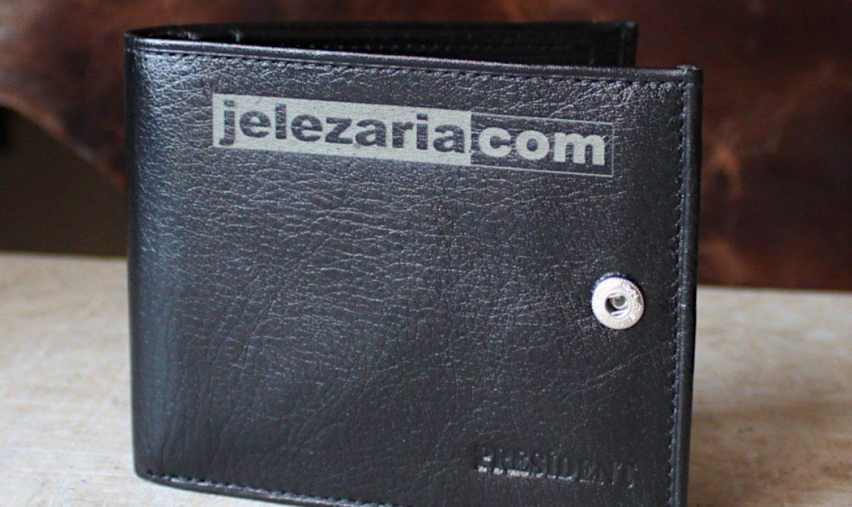 Портфейл Гравиран с Лого на Фирма