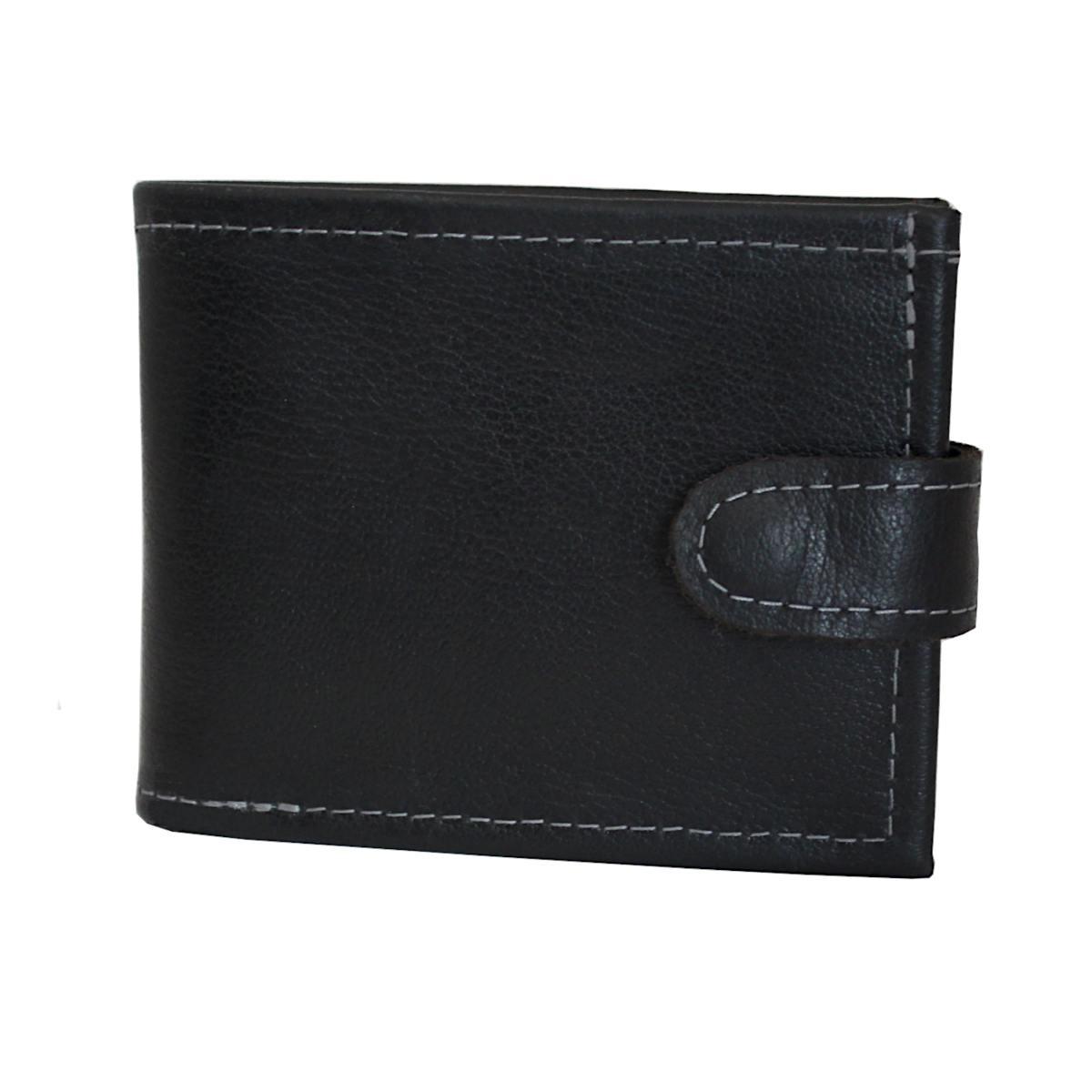 Кожен мъжки портфейл ръчно изработен 1966