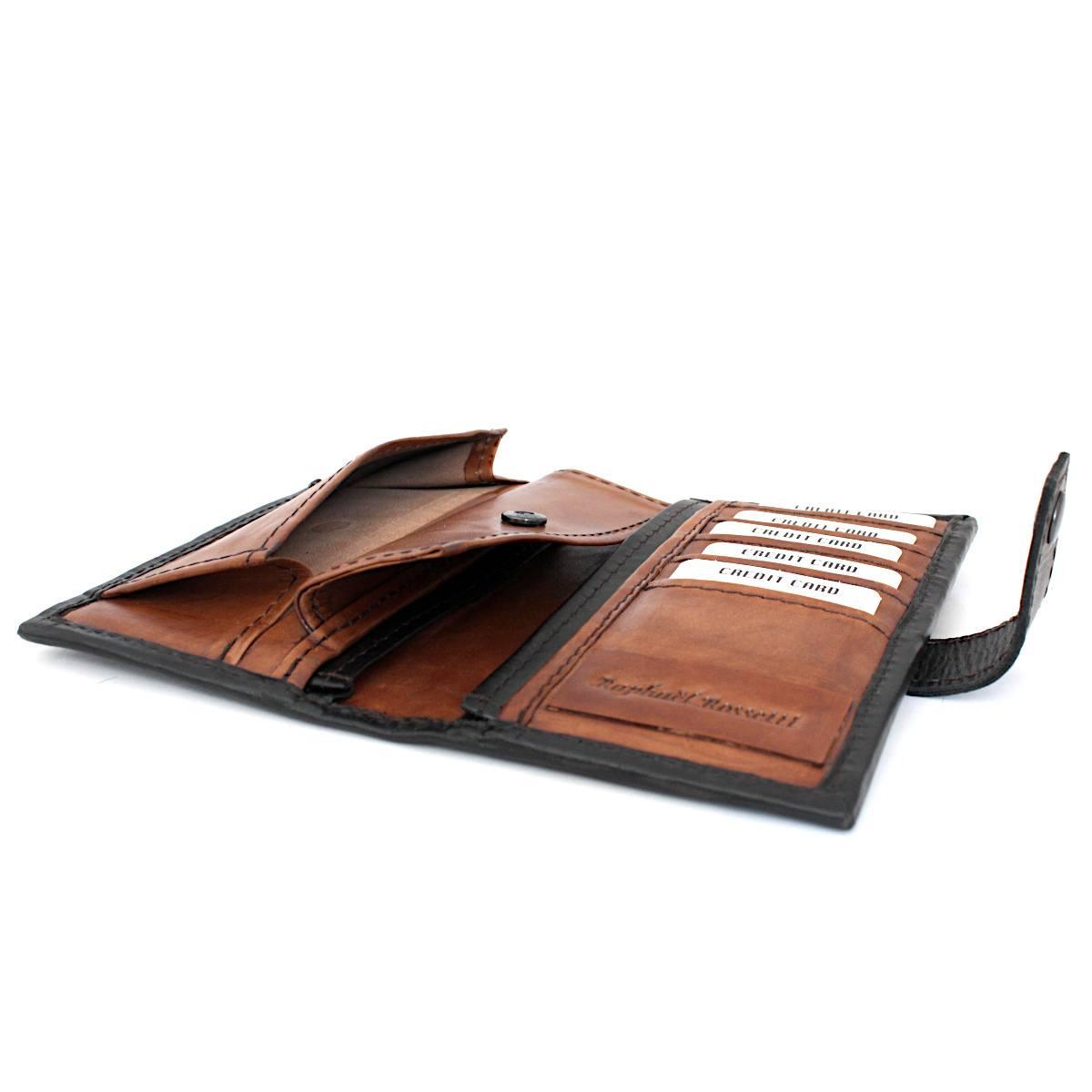 вертикално дамско кожено портмоне 9910 монетник