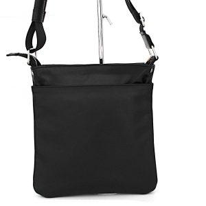 стилна мъжка чанта естествена кожа