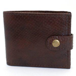 изискан мъжки кожен портфейл