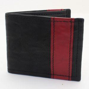 красив мъжки кожен портфейл