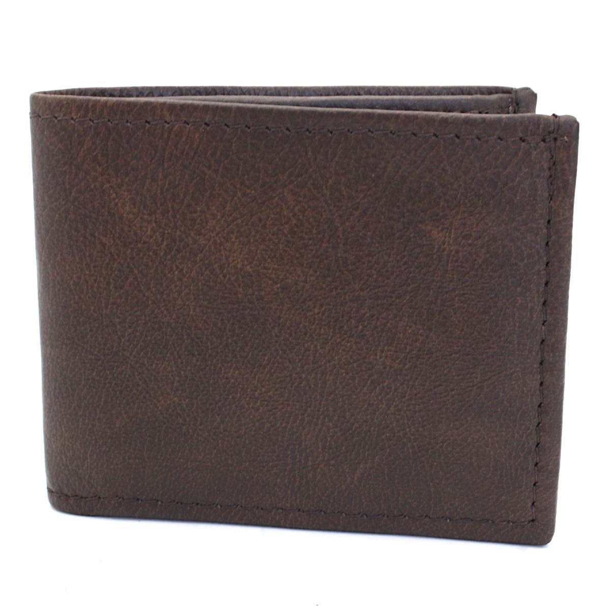 практичен мъжки портфейл естествена кожа